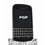 Téléphone pgp BlackBerry   cryptés