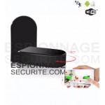 Camera espion wifi IP P2P rotatif à 180°