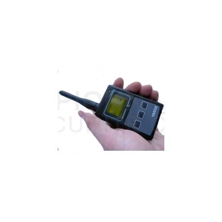 Scanner Detecteur de Micros/Caméras espion 50MHz- 2.6GHz