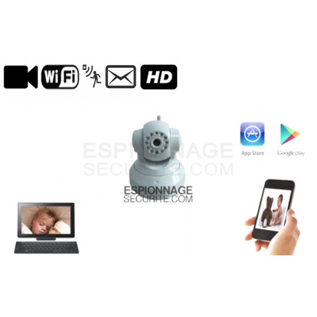 720P Caméra IP intérieure AP002