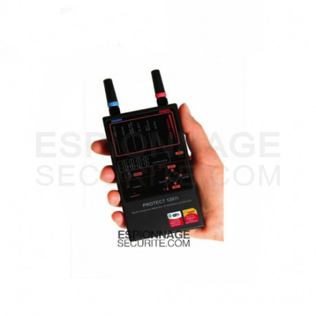 Detector CDMA, GSM, BLUETOOTH, WIMAX  GPS Trackers