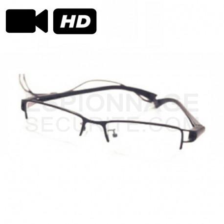 lunettes caméra audio filaire