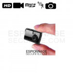 mini camera espion avec detecteur de mouvement. Black Bedroom Furniture Sets. Home Design Ideas