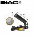 Mini caméra miniature cylindriques