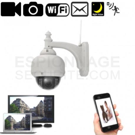 P2P Pan Tilt caméra dôme IP