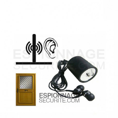 MICROPHONE POUR ECOUTE MURALE