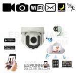 Camera Exterieure IP WIFI P2P, Vision de nuit