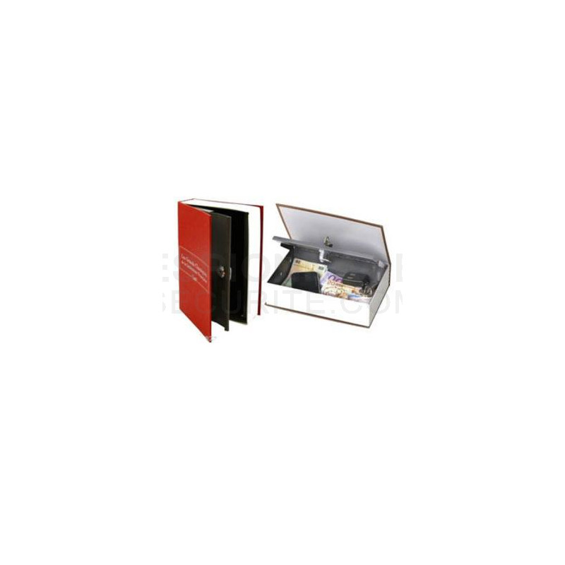 coffre fort imitation dictionnaire espionnage securite. Black Bedroom Furniture Sets. Home Design Ideas