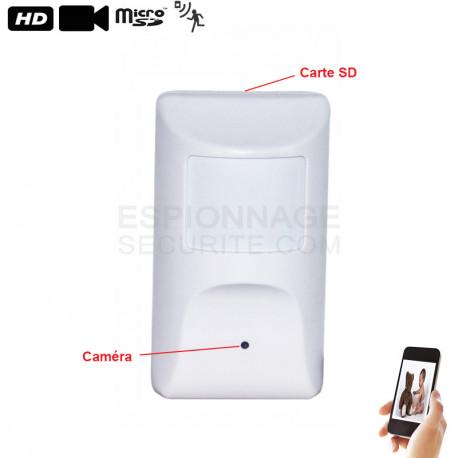 Caméra IP Wifi Infrarouge détection de mouvement