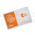 Carte SIM cloneable