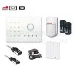 Alarme GSM sans fil A2 + barrière infrarouge - ESPIONNAGE SECURITE