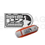 Paraben déployable P2 commandant