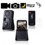 Alarme détecteur de mouvement avec caméra