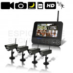 4HC wireless camera kit