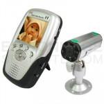Kit Micro Caméra Espion Sans Fil