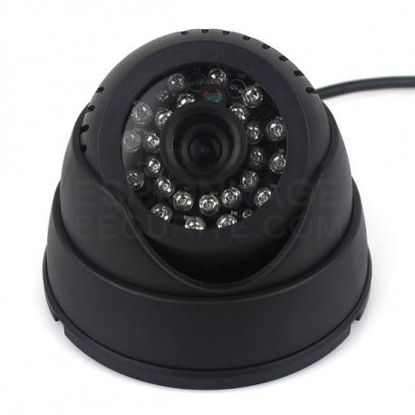 Caméra dôme jour/nuit pour intérieur 700LTV