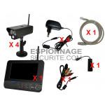 4HC wireless camera kit