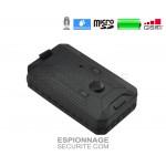 Micro enregistreur espion GSM longue autonomie