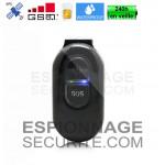 Mini traceur GPS étanche pour personnes