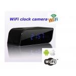 Réveil caméra espion Wifi