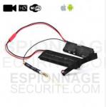 Mini caméra1080P HD P2P IP WIFI 5.0MP espion