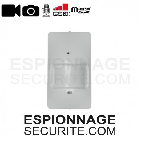 Caméra espion détecteur de présence factice