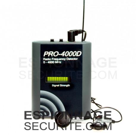Détecteur  PRO4000D