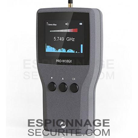 Détecteur PRO-W10GX RF