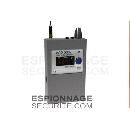 Détecteur MPD-300x  traceur gps