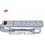 Multiprise micro espion Gsm professionne
