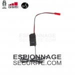 micro espion GSM professionnel VARIO pro k+