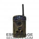 Caméra de chasse infrarouge GSM  Full HD 1080P détecteur mouvement