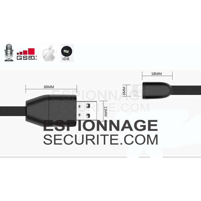 Logiciel espion téléphone portable Android, iPhone et Ordinateur - Global GSM Control