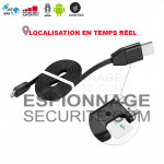 Câble de charge android micro espion GSM