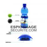 bouteille d'eau caméra espion