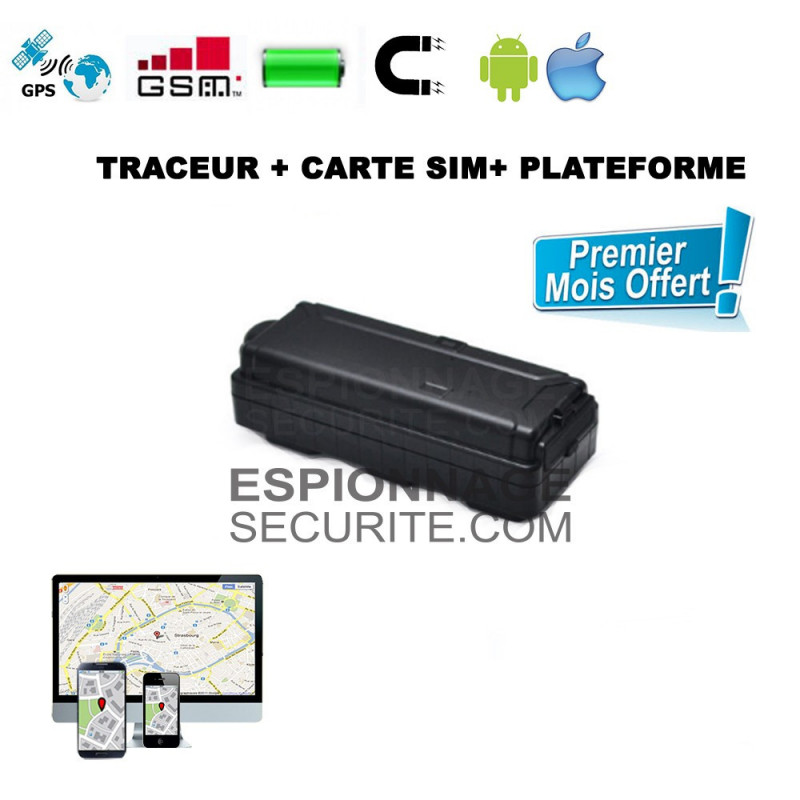 traceur gps avec coute. Black Bedroom Furniture Sets. Home Design Ideas