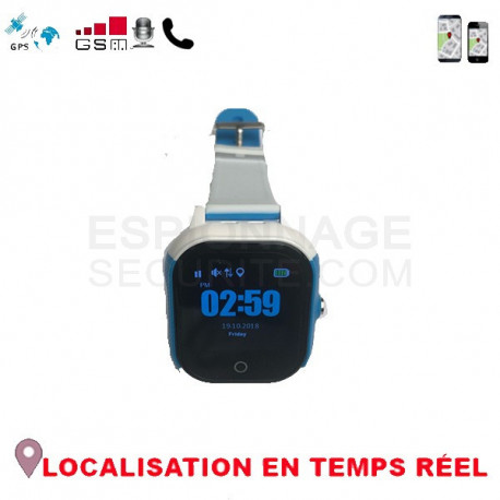 3ed84b66ae40a Montre Traceur Gps Localisation | Traceur gps