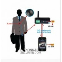 Caméra espion 3G / 4G